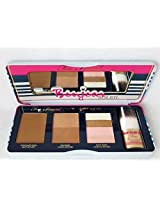 Too Faced Bonjour Soleil Limited Edition Summer Bronzing Wardrobe Eyes and Face Make Up Palette
