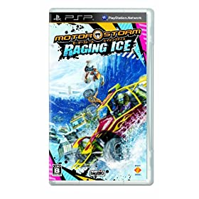 MotorStorm Raging Ice([^[Xg[ CWOACX)