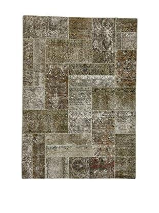 Eden Teppich Pacthwork mehrfarbig 170 x 241 cm