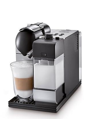 Delonghi Maquina De Café Nespresso Latissima. Dispensador Leche. 19 Bar. Más Compacta. Plata
