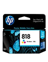 HP 818 Ink Cartridge - Tri color