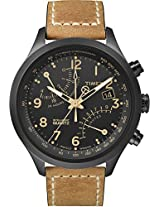 Timex Intelligent Quartz Chronograph Black Dial Men's Watch - T2N700