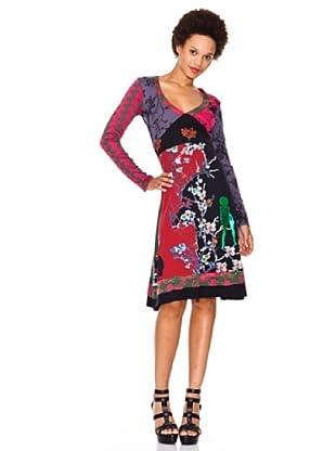 Desigual Vestido Martinna (negro)