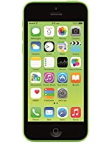 Apple iPhone 5c (Green, 32GB)