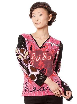 Custo Camiseta Fulupu (Multicolor)