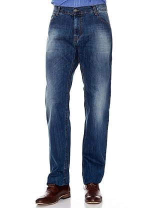 Pedro Del Hierro Jeans Lavado (Azul)