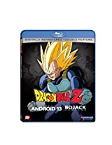 Dragon Ball Z: Android 13/ Bojack Unbound (Double Feature)