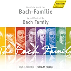 Sacred Music of the Bach Famil