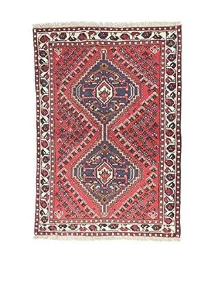 Eden Teppich   Shiraz 107X152 mehrfarbig