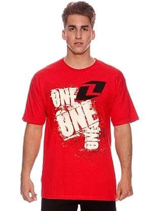 One Industries Camiseta Newport (Rojo)