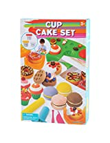PlayGo Cup Cake Set Clay Dough