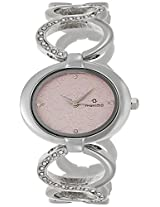 Maxima Analog Pink Dial women's Watch - 28272BMLI