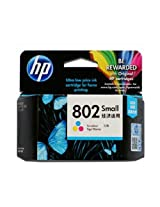 HP 802 Small Ink Cartridge - Tri-color