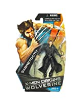 X Men Origins Wolverine Movie Series 3 3/4 Inch Action Figure Sabretooth
