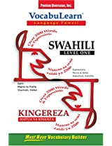 Swahili: Level 1 (VocabuLearn)
