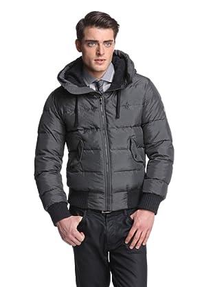 Dolce & Gabbana Men's Puffer Jacket (Grey)