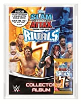 Topps Slam Attax WWE Rivals Collector Pack, Multi Color