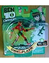 Omni Plasm ben 10 action figure