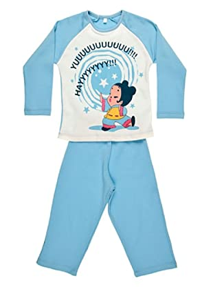 Bkb Pijama Infantil (Azul)