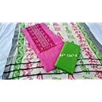 Jamdani Cotton Dress Material With Dupatta