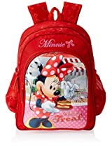 Disney Polyester 40.64 cms Children's Backpack (AGKRBG1047483)