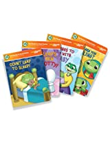 LeapFrog LeapReader Junior Toddler Milestones Book Set (Works with Tag Junior)