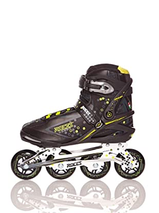 Roces Patines Pixel (Negro / Lima)