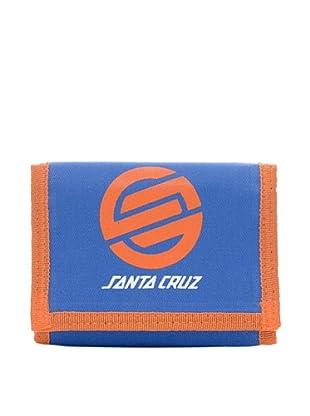 Santa Cruz Cartera Strip Knot Wallet (Azul)