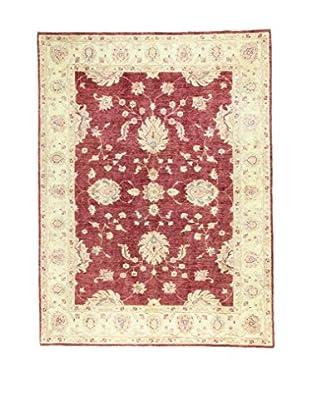 L'Eden del Tappeto Teppich Zeigler rot/beige 197t x t150 cm
