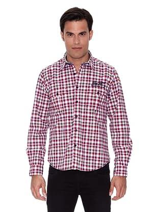 Pepe Jeans London Camisa Field (Rojo)