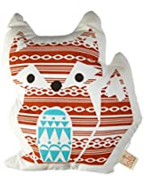 Lolli Living Woods Character Pillow, Fox