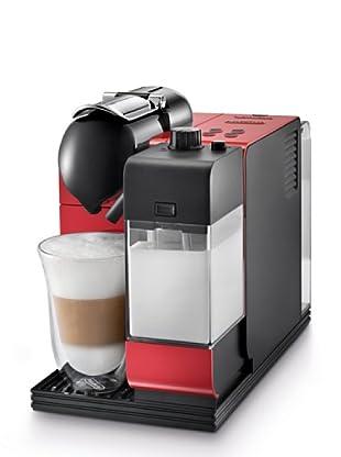 Delonghi Maquina De Café Nespresso Latissima. Dispensador Leche. 19 Bar. Más Compacta. Roja