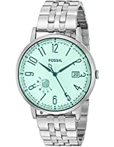 Fossil End-of-season Vintage Muse Analog Silver Dial Women's Watch - ES3956
