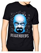 Cotton Heisenberg T-Shirt-Black-Xl