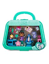 Disney Doc McStuffins dock Toy Doctor dentist Play Set Disney Store