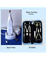 Manicure/Pedicure Kit Combo by Body Toolz