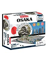 4D Cityscape Osaka Time Puzzle