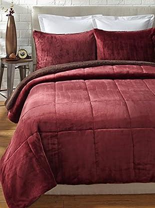 Eddie Bauer Premium Fleece Bee Comforter Set