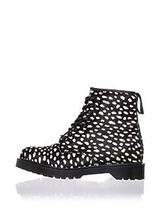 Dr. Marten's Women's 1460 8-Eye Boot (Black Topos)