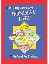 Bondiau Rhif (How to Sparkle at.)