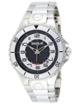 Sector Analog Silver Dial Men's Watch - R3253111015