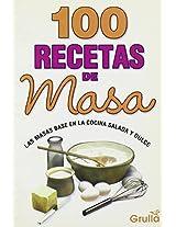 100 recetas de masa / 100 recipes mass