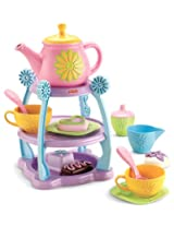Stylish & Colorful Tea Party Set