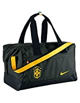 Nike Brasil CBF Allegiance Shield Compact Duffel Bag BA4786357