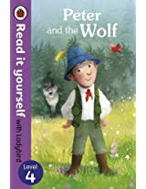 Read It Yourself with Ladybird Peter and the Wolf (mini Hc): Level 4