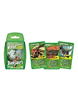 Top Trumps Super Deluxe Dinosaurs, Multi Color