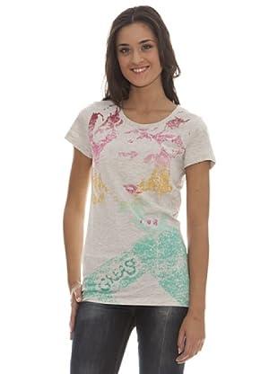 Paramount Camiseta Grease (Gris Claro)