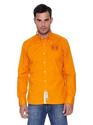 La Martina Camisa Angelo (Naranja)