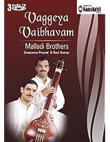 Vaggeya Vaibhavam (3 Audio CD Pack)