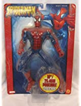 10 Pose-able Spiderman